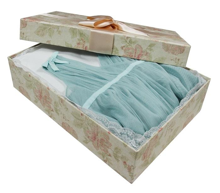 Accessory Box Service Child Bridesmaid Gown Terrington